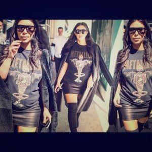 Super cool Metallica T-shirt  Kim K
